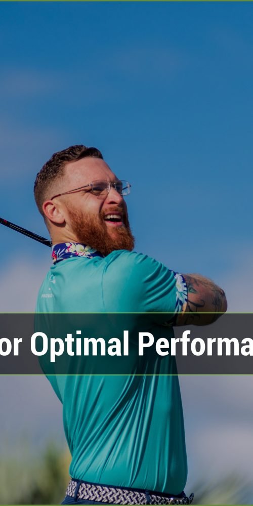 Best Golf Posture for Optimal Performance